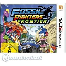 Fossil Fighters: Frontier (mit OVP)