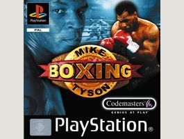Mike Tyson Boxing (PS 1)