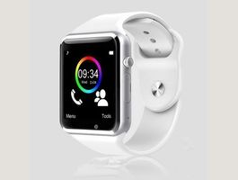 Android Smart Watch Weiss