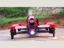 Walkera Rodeo 110, FPV Race Quadrocopter