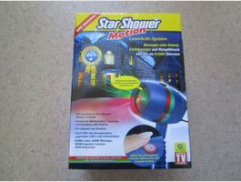 LASERLICHT-SYSTEM-STAR-SHOWER-NEU !