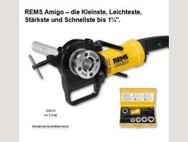 REMS Amigo vom REMS-Service-Center Swiss