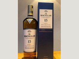 MACALLAN FINE OAK TRIPLE CASK MATURED 15