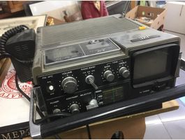 Vintage JVC 3050EU Radio/TV