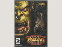 WarCraft III Reign Of Chaos (PC, 2002)