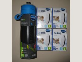 BRITA fill&go Active blau