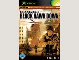 Delta Force: Black Hawk Down (Xbox) dt.