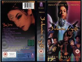 VHS: Prince & the NPG: 3 Chains O' Gold