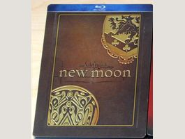 Blu-Ray Film Steelbook Twilight New Moon