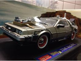 De Lorean DMC Back to the Future 3 1/18
