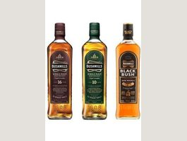 Bushmills Set: 16y, 10y, Black Bush