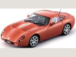TVR TUSCAN MKII 2004 ORANGE 1:18 SUNSTAR
