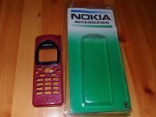 NOKIA COVER rot zu 2110 OLDY NEWS