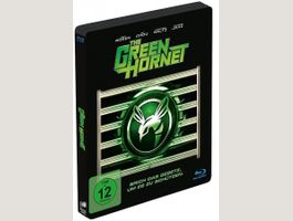 Blu-Ray Film Steelbook Green Hornet -