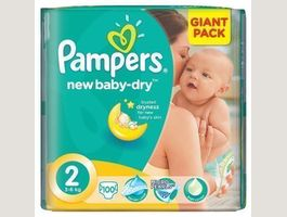 PAMPERS New Baby-Dry Windeln Mini 3-6 kg