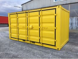 15' Lagercontainer Open Side, Container