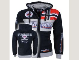 Geographical Norway Flyer Sweatjacke Hoo