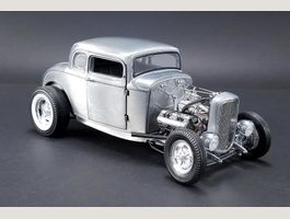 FORD 5 WINDOW 1932 HOT ROD  1:18 GMP