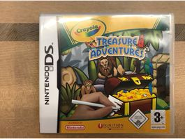 DS Spiel Treasure Adventures
