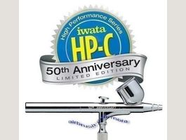 50th Anniv. IWATA HP-C Limited Edition