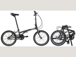 "DAHON ""Boardwalk i3"" 3-Gang Faltrahmen"