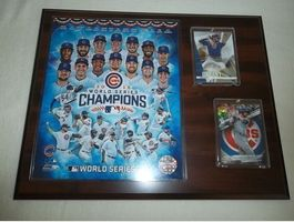 MLB Chicago Cubs World Series 2016
