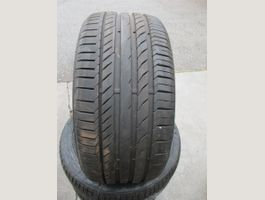 4 stk Continental 245/40/18 Contact 5 AO