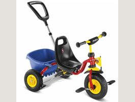 Puky CAT 1L Tricycle Rouge - 2373