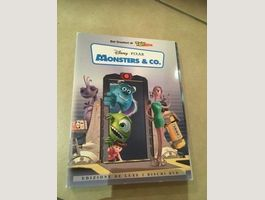 2 DVD Monsters & Co. (Italienisch)