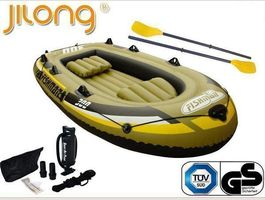 Schlauchboot Jilong Fishman 300 Boat Set