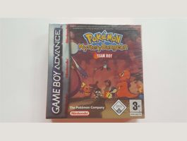 Pokemon Mystery Dungeon - Rot SEALED
