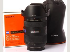 Sony A-mount, Zeiss 24-70mm f/2,8