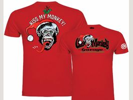 Kiss My Monkey Offiziell Gas Monkey