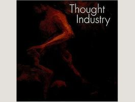 Thought Industry - Black umbrella