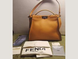 FENDI GINGER PEEKABOO LARGE