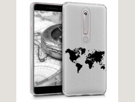 Crystal Cover Nokia 6.1 2018 Hülle Case
