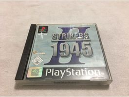 PS1 Strikers 1945 SHMUP