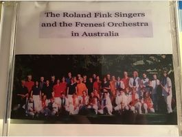 THE ROLAND FINK SINGERS