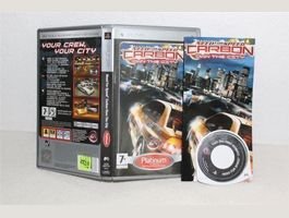 NFS Need for Speed Carbon Own The City