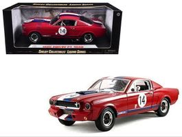 FORD SHELBY GT 350R #14 1965 1:18 SHELBY
