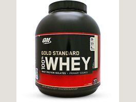 ON Gold Standard 100% Whey, 2.27 kg