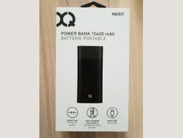 XQISIT Power Bank 10400 mAh