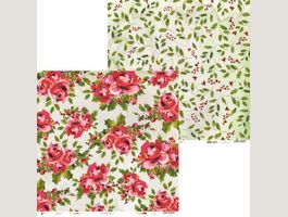 Paper Rosy Cosy Christmas 02, 12″x12″
