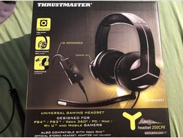 Thrustmaster Headset 250CPX