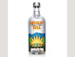 Absolut Vodka Svea, Limited Edition