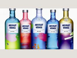 Absolut Vodka Unique, Limited Edition