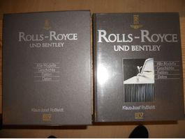 Erstausgabe Rolls-Royce + Bentley