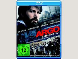 Blu Ray Argo (2012) Extended Cut