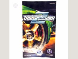 NEED FOR SPEED UNDERGROUND Manual DE