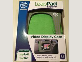 4x  Leap Pad Video Display Case für Auto